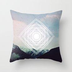 Forma 01 Throw Pillow