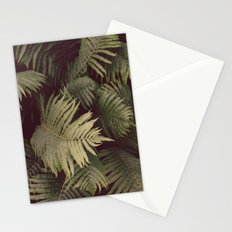 fern hands Stationery Cards