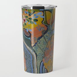 """Deciduous in Bloom"" by ICA PAVON Travel Mug"