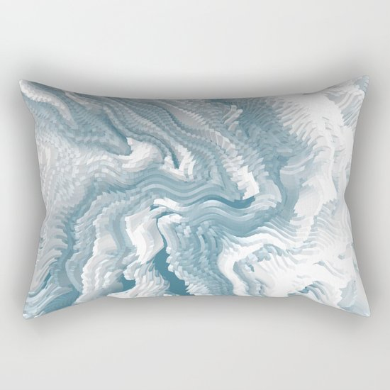 Abstract pattern 222 Rectangular Pillow