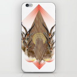 Our Body iPhone Skin