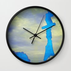 Signs in the Sky Collection - Hope Wall Clock