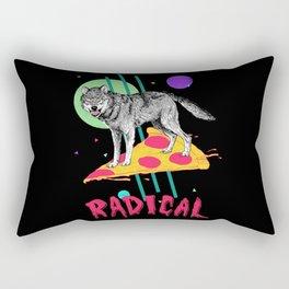 So Radical Rectangular Pillow