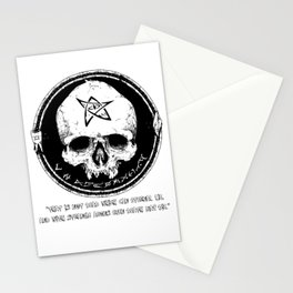 Strange Aeons Stationery Cards