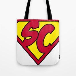 superchildish Tote Bag