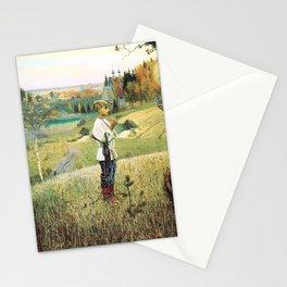 retro Fine arts Stationery Cards