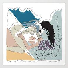 2cup Art Print