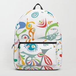 High Level Backpack