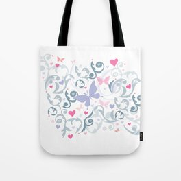 Butterfly Soul Tote Bag