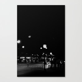 Chicago Noir ... Canvas Print