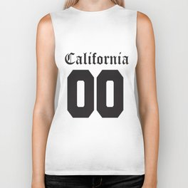 New Cali California Republic California Biker Tank