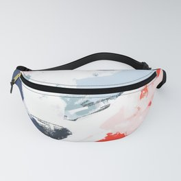 Abstract Color Pop Fanny Pack