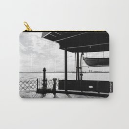 Staten Island Ferry (Silhouette) Carry-All Pouch