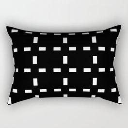 Plug Sockets Rectangular Pillow