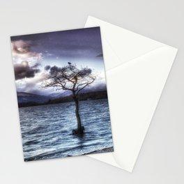 Sunset Tree Stationery Cards