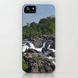 Great Falls iPhone Case