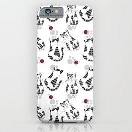 Purrforia iPhone Case