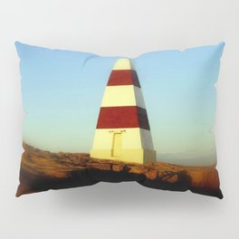 Obelisk on Cape Dombey Pillow Sham