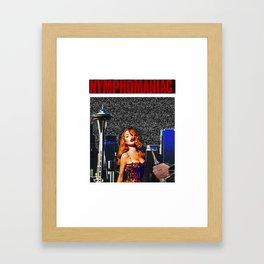 Nympho Framed Art Print