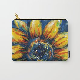 SUNFLOWER #1 Carry-All Pouch