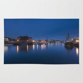 Night Docks Rug