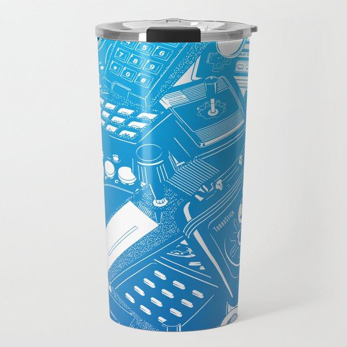 Joysticks & Controllers Travel Mug