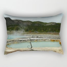 Wall Pool Rectangular Pillow