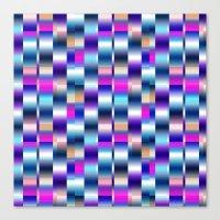 blur Canvas Prints featuring Blur by Aimee St Hill