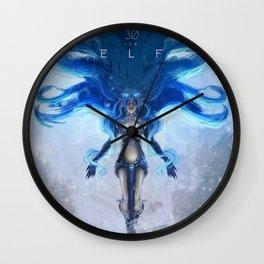 Ice elf  Wall Clock