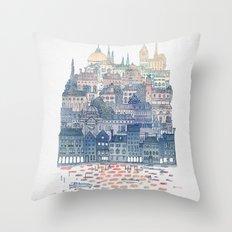 Serenissima Throw Pillow