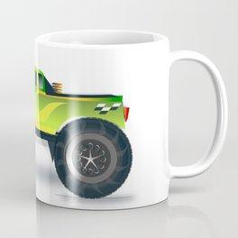 Monster Truck Toy Design Coffee Mug