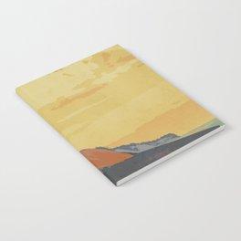 Five Islands Provincial Park Poster Notebook