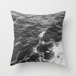 The Water Throw Pillow