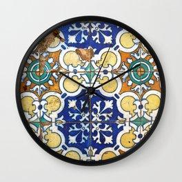 Tiles Wall Clock