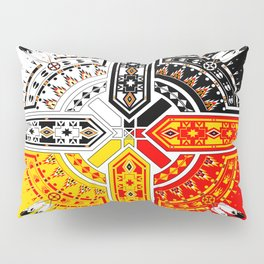 The Four Directions Pillow Sham