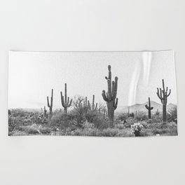 DESERT / Scottsdale, Arizona Beach Towel