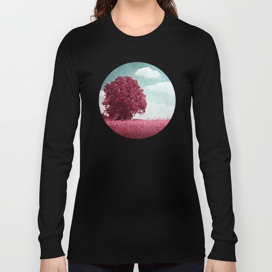 ARBRE ROUGE Long Sleeve T-shirt