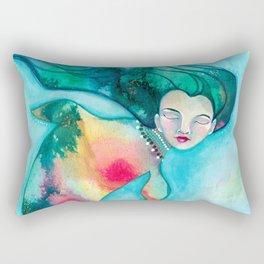 Mermaid V Rectangular Pillow