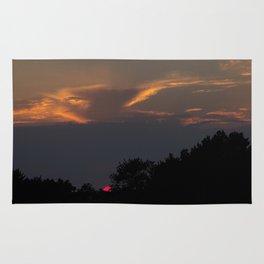 Eying the Sunset Rug