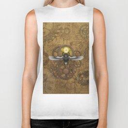 Egyptian Steampunk Biker Tank