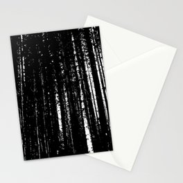Forest Dark I Stationery Cards