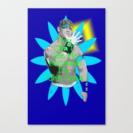 You can't see me.. JOHN CENA  Canvas Print