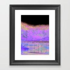 My Tools Framed Art Print