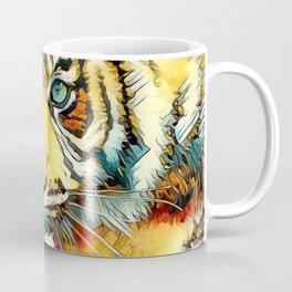 AnimalArt_Tiger_20170607_by_JAMColorsSpecial Coffee Mug