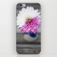 Freak of Nature Flower iPhone & iPod Skin