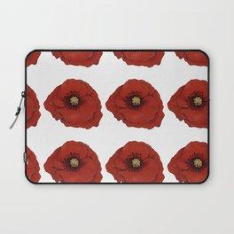 I Adore Poppies Laptop Sleeve