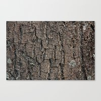 wooden Canvas Prints featuring wooden by ensemble creative