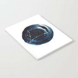 Pisces Zodiac Constellation Notebook