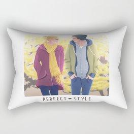 Perfect Style Rectangular Pillow