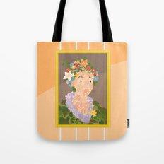 Flora by  Giuseppe Arcimboldo Tote Bag
